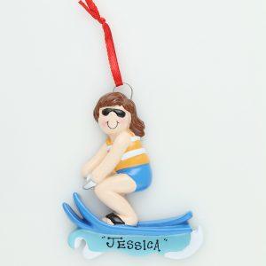 Water Ski Girl
