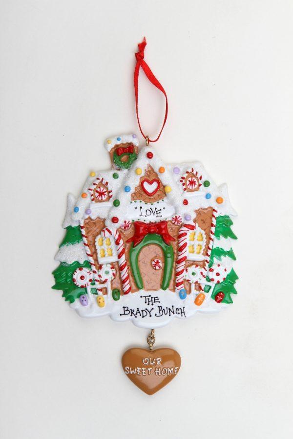 Gingerbread House - Home Sweet Home
