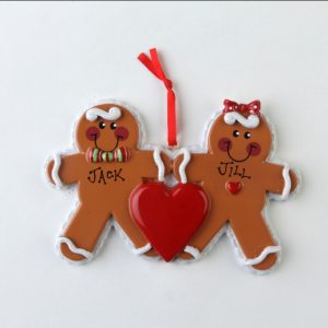 Gingerbread Family 2 * * SOLD OUT * *