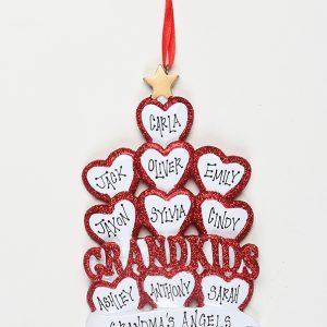 Grandkids - 10 Hearts