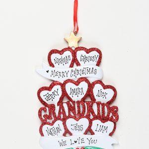 Grandkids - 8 Hearts