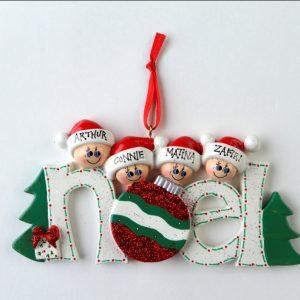 Noel - Family of 4