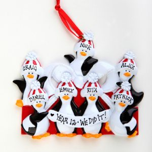PENGUIN PACKAGES FAMILY OF 7